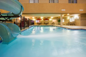 Pool - Holiday Inn Express Mitchell