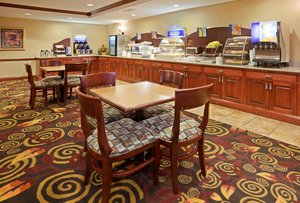 Restaurant - Holiday Inn Express Mitchell