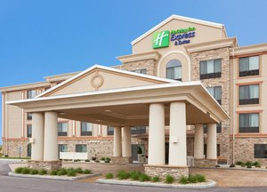 Exterior view - Holiday Inn Express Mitchell
