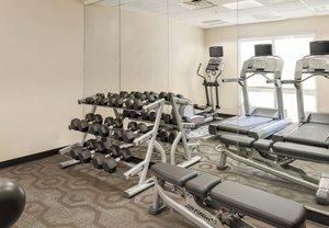 Fitness/ Exercise Room - Fairfield Inn & Suites by Marriott South Las Vegas