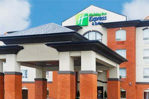 Exterior view - Holiday Inn Express Hotel & Suites Slave Lake