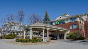 Exterior view - Holiday Inn Express South Burlington
