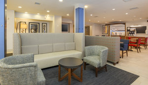 Lobby - Holiday Inn Express Airport West Las Vegas