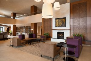 Lobby - DoubleTree by Hilton Hotel & Meeting Center Somerset