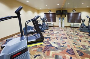 Fitness/ Exercise Room - Holiday Inn Express Hotel & Suites Brandon