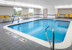 Fitness/ Exercise Room - Fairfield Inn by Marriott Olathe