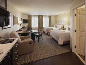 Room - Candlewood Suites BWI Airport Hanover