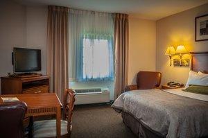 Room - Candlewood Suites New Iberia