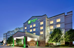 Exterior view - Holiday Inn Hotel & Suites Convention Center