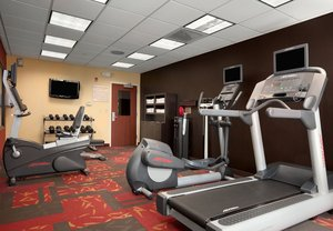 Fitness/ Exercise Room - Courtyard by Marriott Hotel Wall Township