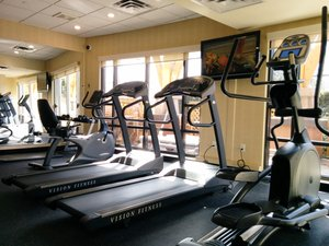 Fitness/ Exercise Room - Holiday Inn Express Hotel & Suites Richmond