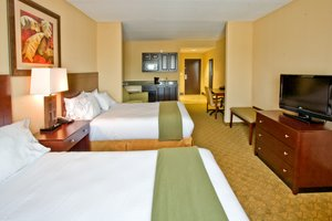 Holiday Inn Express Hotel Amp Suites Busch Gardens Tampa Fl
