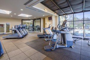 Fitness/ Exercise Room - DoubleTree by Hilton Hotel Columbia