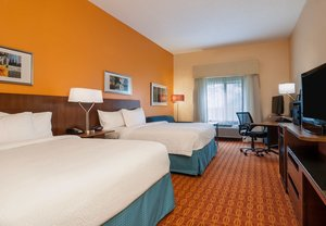 Room - Fairfield Inn & Suites by Marriott Baton Rouge