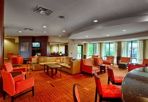 Lobby - Courtyard by Marriott Hotel Wall Township