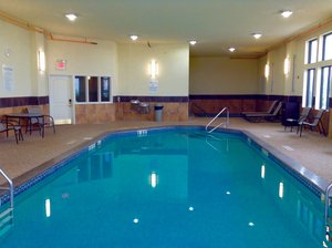 Pool - Holiday Inn Express Hotel & Suites Winner