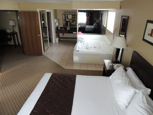 Suite - Holiday Inn Express Fallon