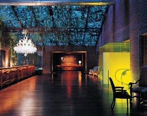 Lobby - Hudson Hotel New York