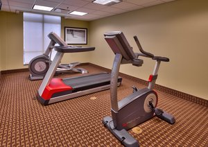 Fitness/ Exercise Room - Holiday Inn Express Hotel & Suites Overland Park
