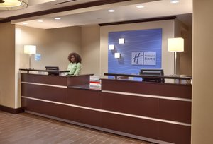 Lobby - Holiday Inn Express Hotel & Suites Overland Park