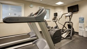 Fitness/ Exercise Room - Holiday Inn Express Hotel & Suites Hadley