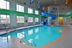Pool - Holiday Inn Hinton