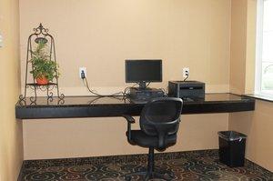 Conference Area - Cobblestone Inn & Suites Avoca