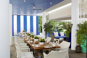 Restaurant - Shore Club Hotel Miami Beach