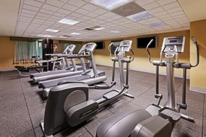 Fitness/ Exercise Room - Holiday Inn Express Hotel & Suites Selma