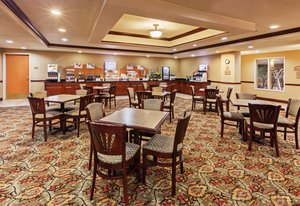 Restaurant - Holiday Inn Express Hotel & Suites Selma