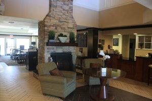 Lobby - Staybridge Suites San Jose