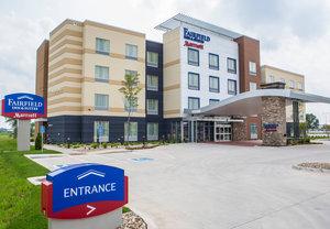 Exterior view - Fairfield Inn & Suites by Marriott Waterloo