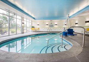 Fitness/ Exercise Room - Fairfield Inn & Suites by Marriott Waterloo