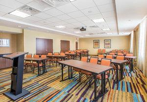 Meeting Facilities - Fairfield Inn & Suites by Marriott Waterloo