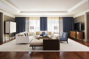 Suite - Ritz-Carlton Hotel Dallas