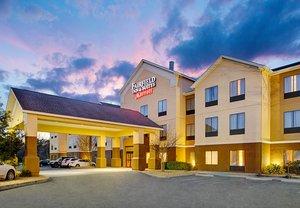 Exterior view - Fairfield Inn & Suites by Marriott South Lafayette