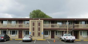 Exterior view - Banfield Value Inn Portland