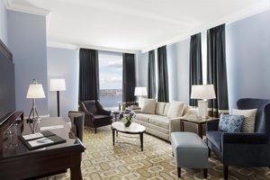 Suite - Boston Harbor Hotel