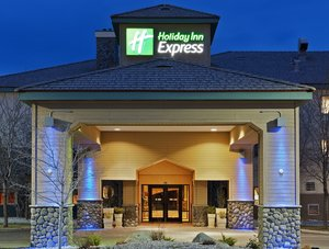 Exterior view - Holiday Inn Express Fallon