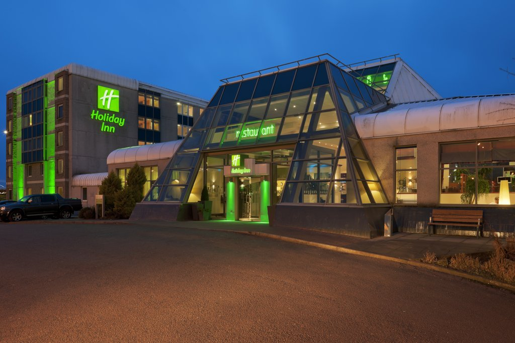 Holiday inn Aberdeen Exhibition Centre Exterior