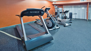 Fitness/ Exercise Room - Holiday Inn Express Peachtree Corners Norcross