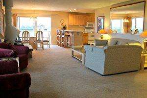Lobby - Polynesian Resort Ocean Shores