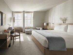 Room - Knickerbocker Hotel New York