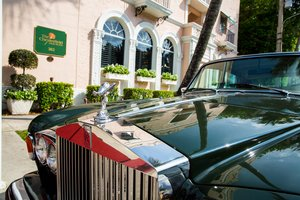 Exterior view - Chesterfield Hotel Palm Beach