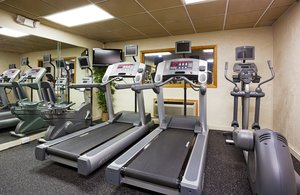 Fitness/ Exercise Room - Holiday Inn Alexandria