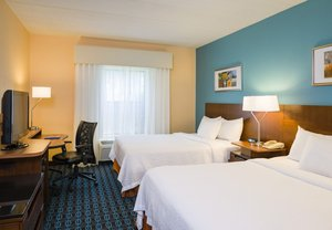 Room - Fairfield Inn by Marriott Laurel