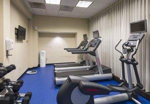 Fitness/ Exercise Room - Fairfield Inn by Marriott Laurel