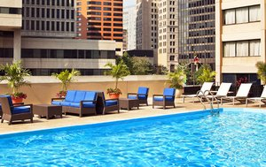Pool - Radisson Hotel Downtown Inner Harbor Baltimore