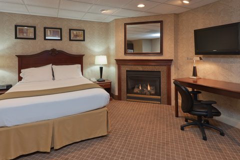 Premium Suite with Fireplace