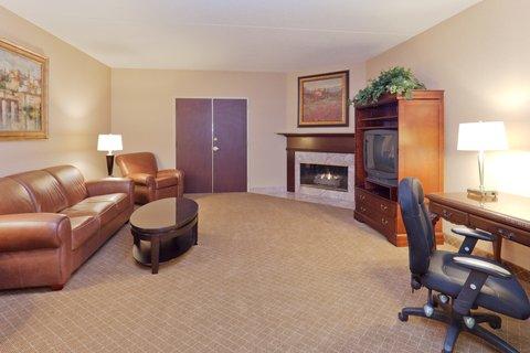 Bridal Suite Living Area